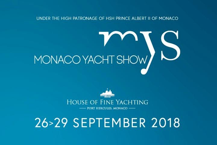 Monaco Yacht Show 2018 – 26 au 29 Septembre