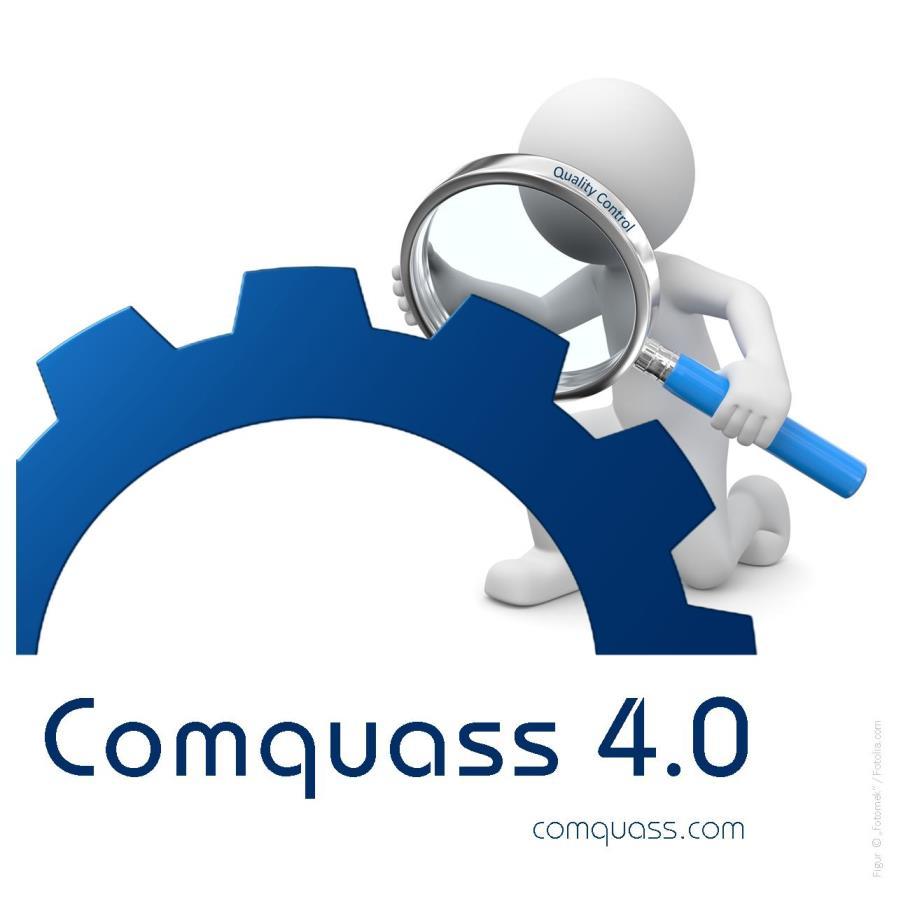 Comquass Universal und EBIS auf der SENSOR + TEST