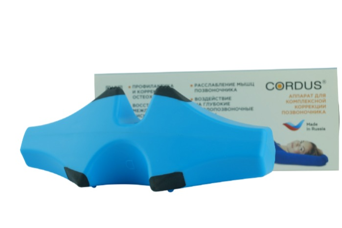 CORDUS is recommended for TO TREAT SPINE PROBLEMS