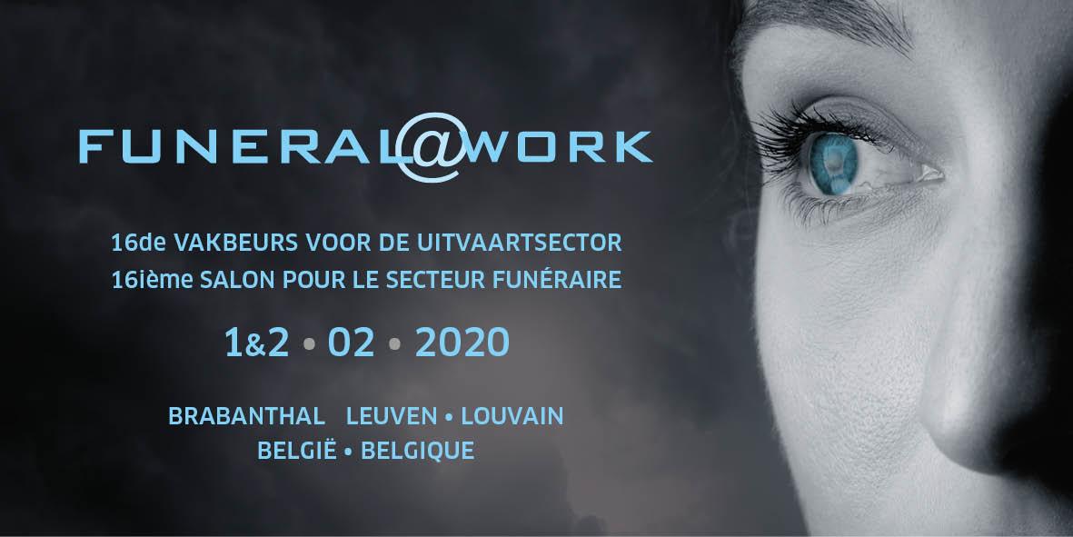 Vakbeurs Funeral@Work