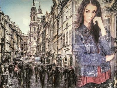I Miei Ritratti a Praga