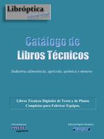 Lanzamiento del Catálogo de libros técnicos