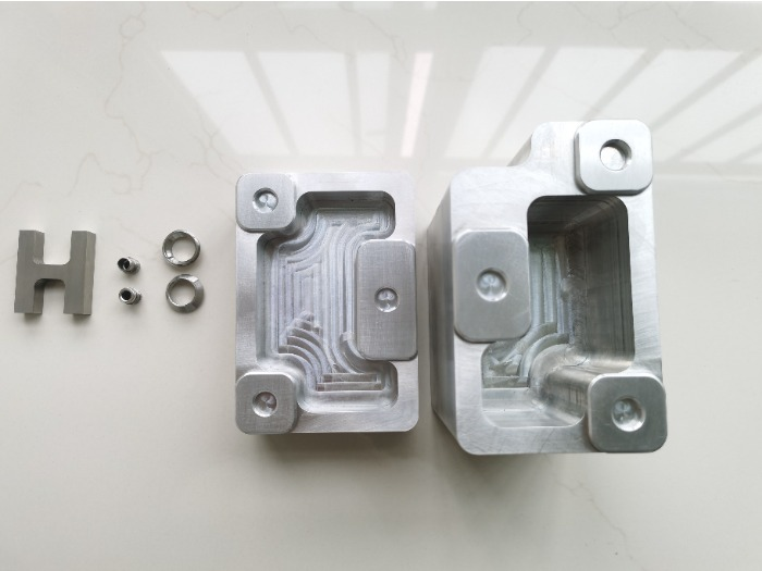 customized cnc metal parts for the industrial machine