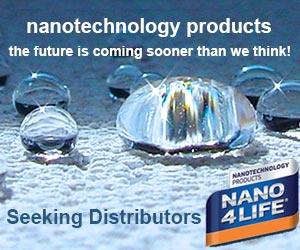 NANOTECHNOLOGY PRODUCTS
