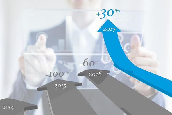 SmartVision continua la sua crescita: +30%!