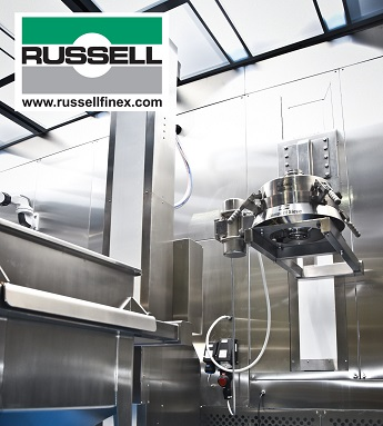 Vibratory Sieve for Dust & Fume Extraction Booth