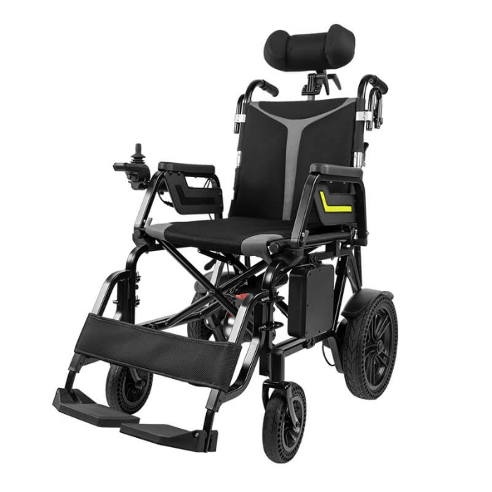 Affordable Deluxe Reclining power wheelchair - YEC35A