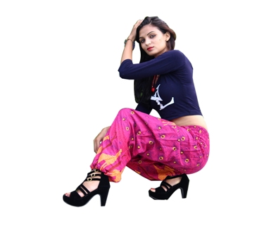 INDIAN HAREM PENT HIPPIE YOGA TROUSERS