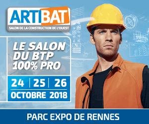 ARTIBAT 2018 - Salon de la Construction de L'ouest