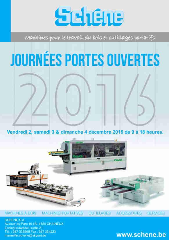 Journées Portes Ouvertes 2016 !