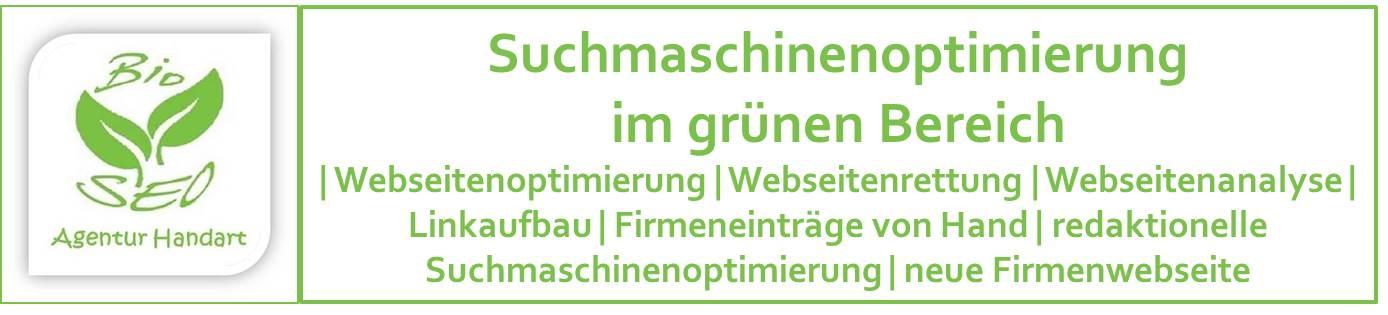 Bio SEO – Suchmaschinenoptimierung im grünen Bereich