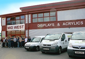 Wrights Plastics Announces Buy Out Of Mid West Displays