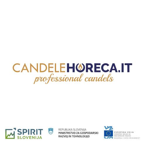 Nova spletna stran za prodajo sveč