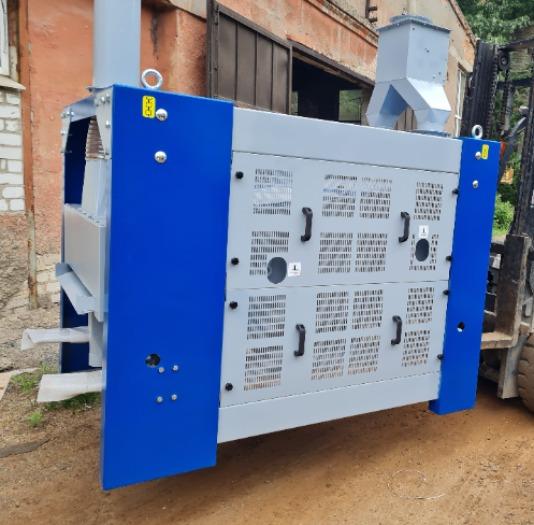 Новое зерноочистительное оборудование - для новых дилеров!