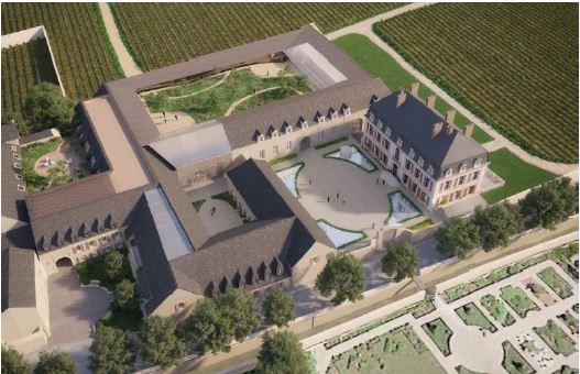 Conception et suivi d'exécution du Château de Pommard
