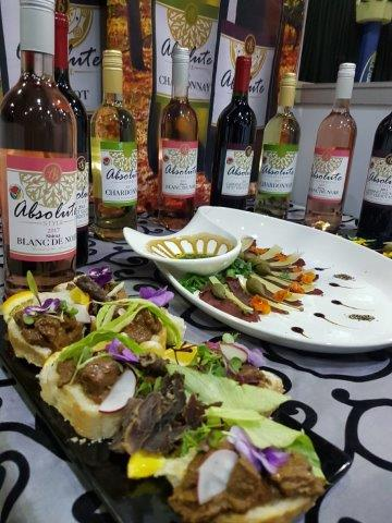 Absolute Style Wines @ Fire & Feast Meat Festival  in JHB
