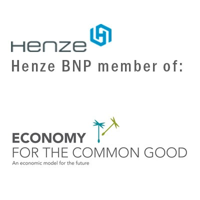 Henze member of the Common Good Economy