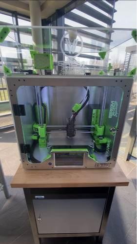 Mecasem fait l'acquisition d'une nouvelle imprimante 3D FDM