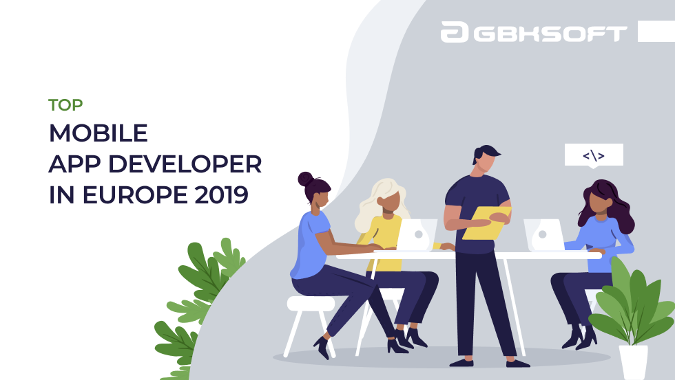 GBKSOFT team included in the list of the Best Mobile App Dev