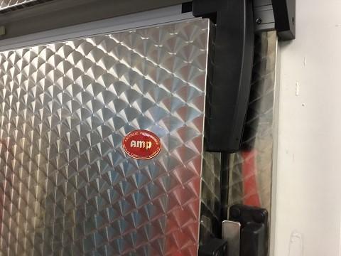 Νέες Πόρτες Full INOX 304 από τη βιομηχανία A.Motors Πιλάλης