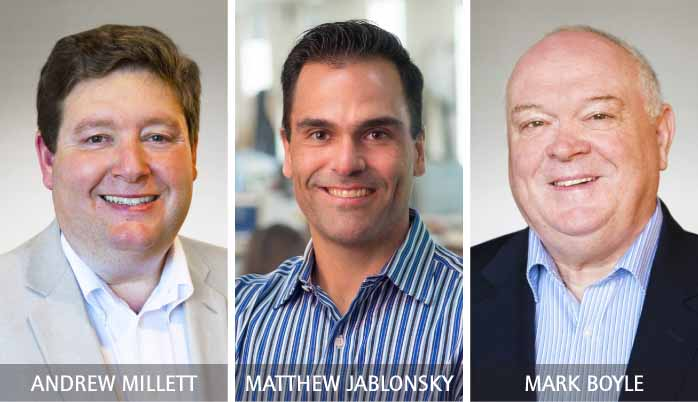 Fine Tubes make three key sales management appointments