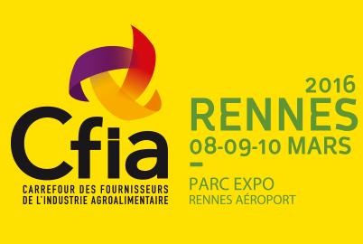 Participation au CFIA Rennes
