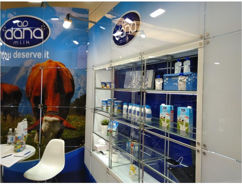 DANA Dairy - At ANUGA 2019