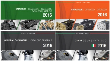 New 2016 Catalogues