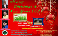 XMAS AND NEW YEAR 2017 OFFER