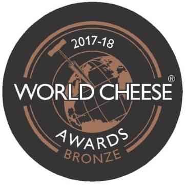 MEDALLA EN EL WORLD CHEESE AWARDS 2017