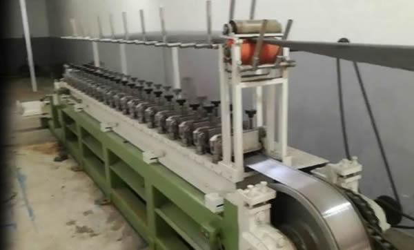 STEEL WOOL MACHINE