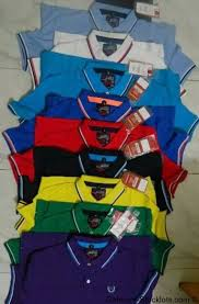 PK polo t shirt stock