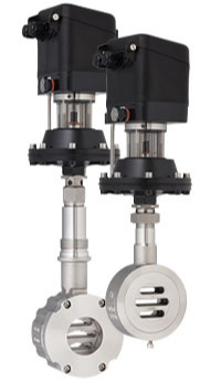 New, compact sliding gate valve with diaphragm actuator