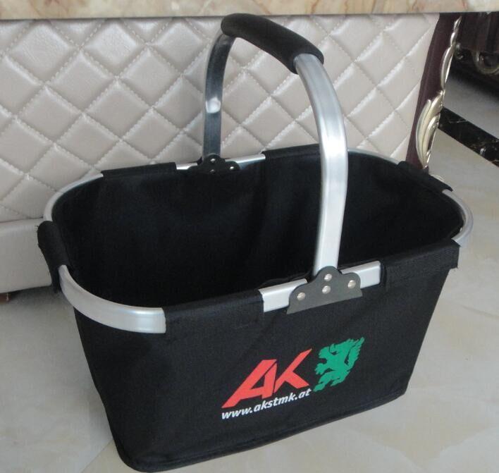 Eco-friendly shopping basket