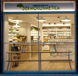 Apertura de farmacia acondicionada, Sube Interiorismo Bilbao