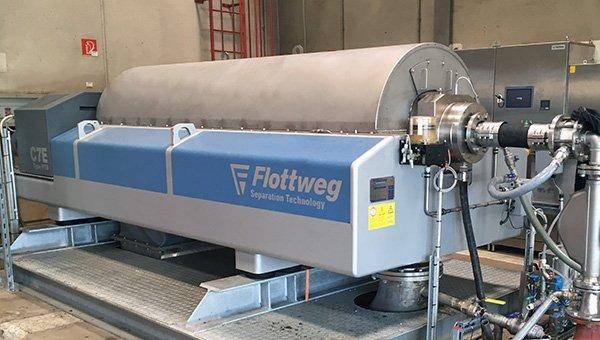 12 centrifughe decanter Xelletor per Wien Energie