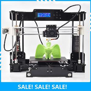 2016 Best Selling Wholesale 3D Printer Machine DIY D
