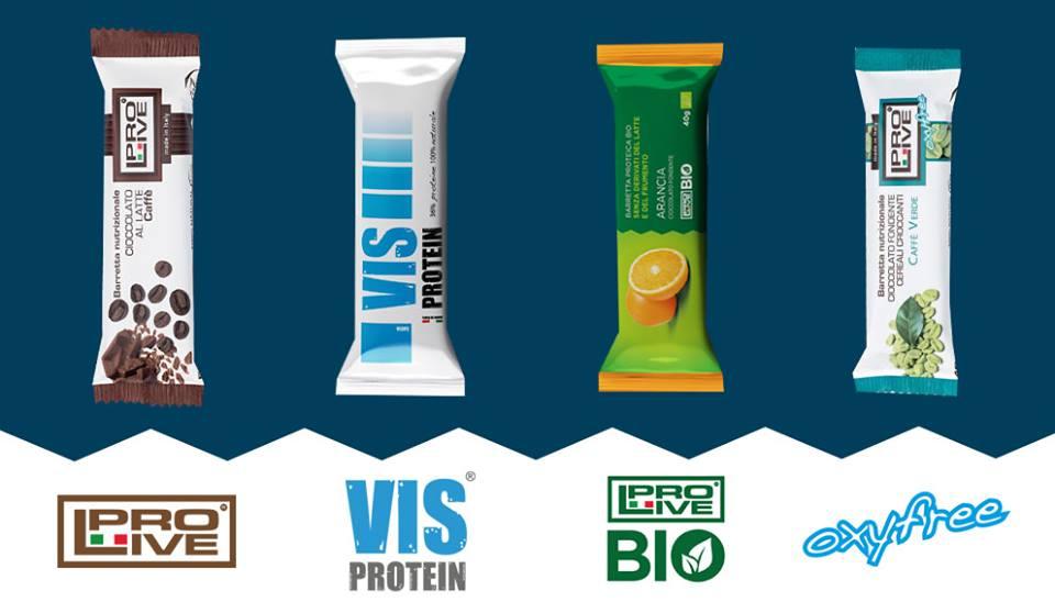 FALCO srl Barrette Proteiche - Naturali - BIO