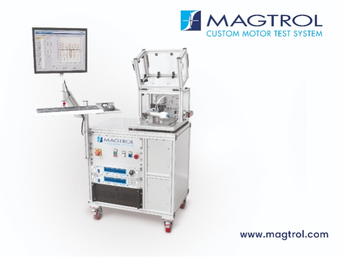 Motor Test System for Dental and Surgical Instrument