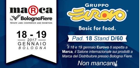 Eurovo partecipa a Marca Bologna