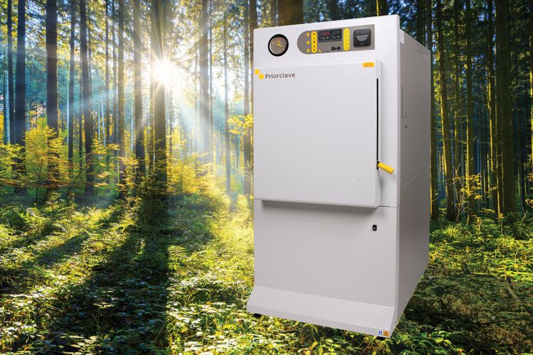 Lab Autoclaves with Eco credentials at Medica 2019