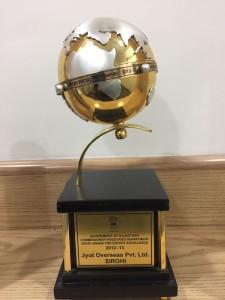 Export Excellence Award