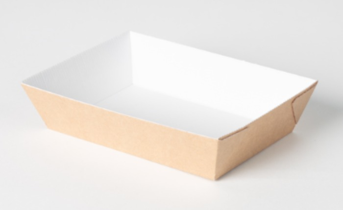 Nuevos moldes de cartón ondulado para horno