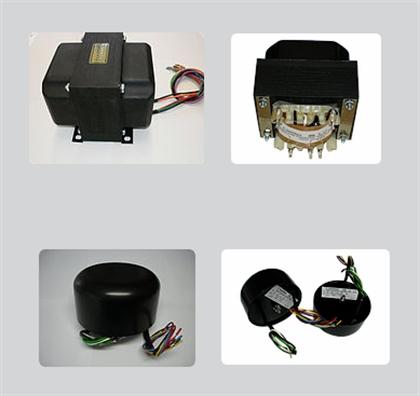 Fabricamos os seguintes transformadores
