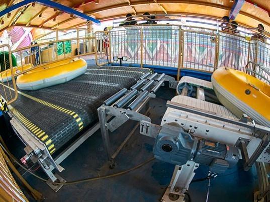 Prolink  sorgt für sicheren Wasserrutschenspaß