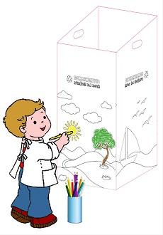Nuovo Ecobox in Cartone per Le Scuole