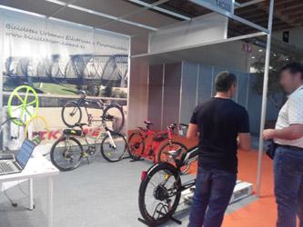 Orikanne presenta sus bicicletas en Unibike 2016