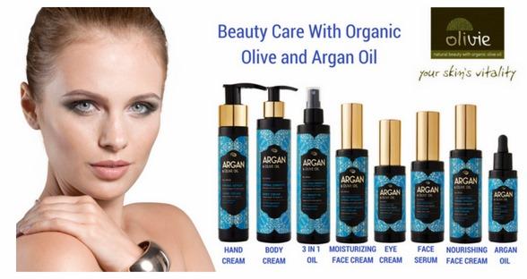 Anti-aging cosmetic line