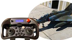 Radiocommande destinée à la logistique - Militaire et Défens