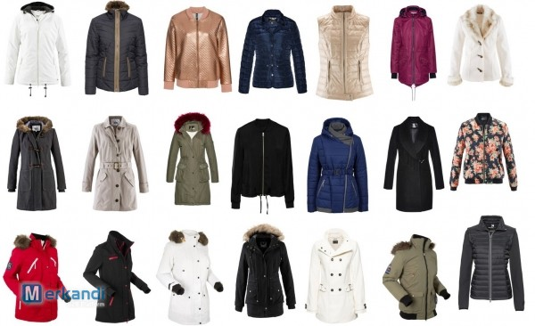 New arrivals of autumn-winter clothing and footwear